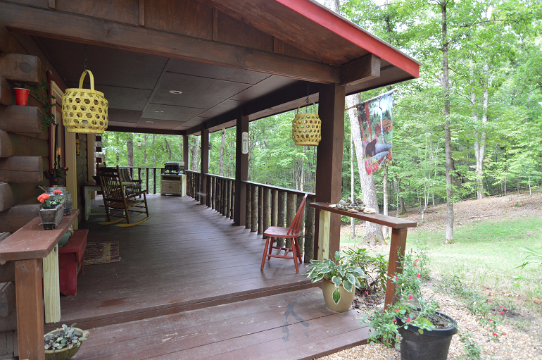 Cabin Rental in Hayesville