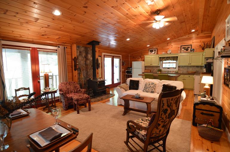 Hayesville Cabin Rental