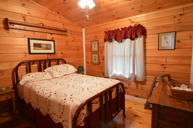 Honeymoon Cabin Appalachian Mountains