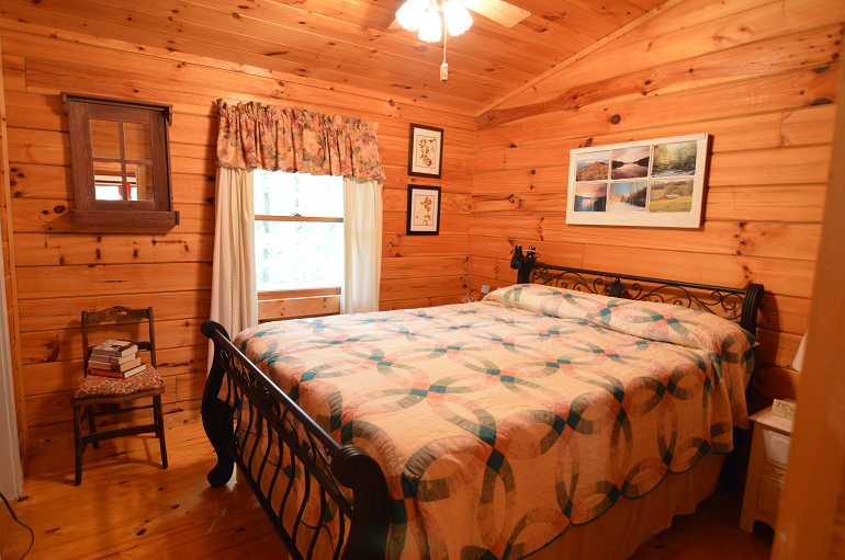 Private Secluded Cabin Rental near Hiawassee