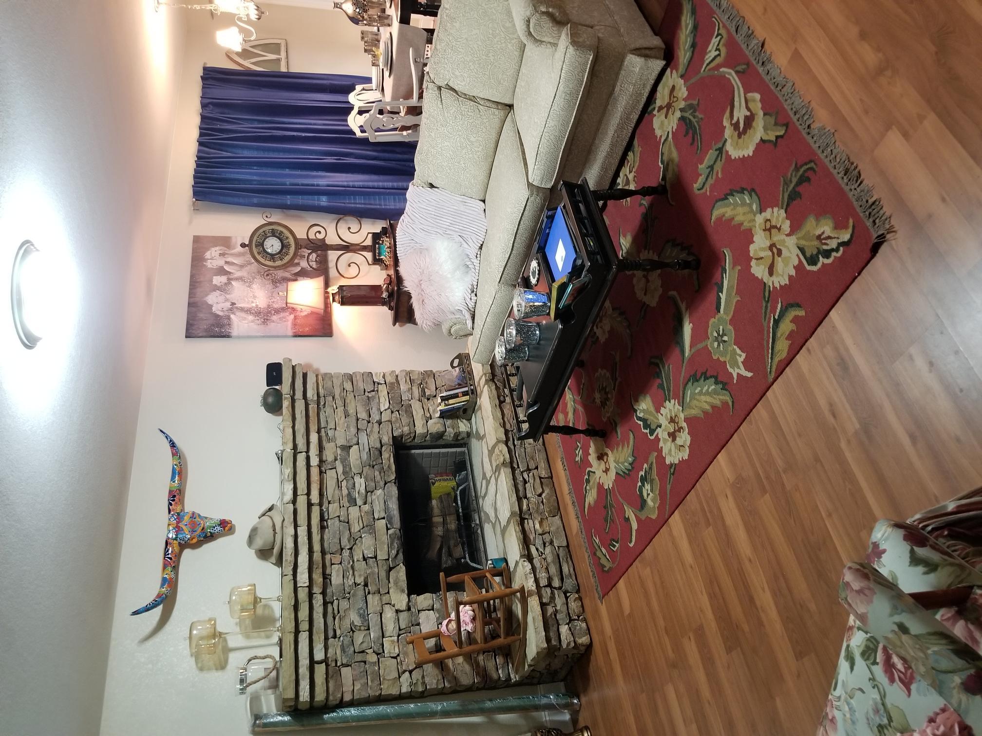 Living area Young Harris GA