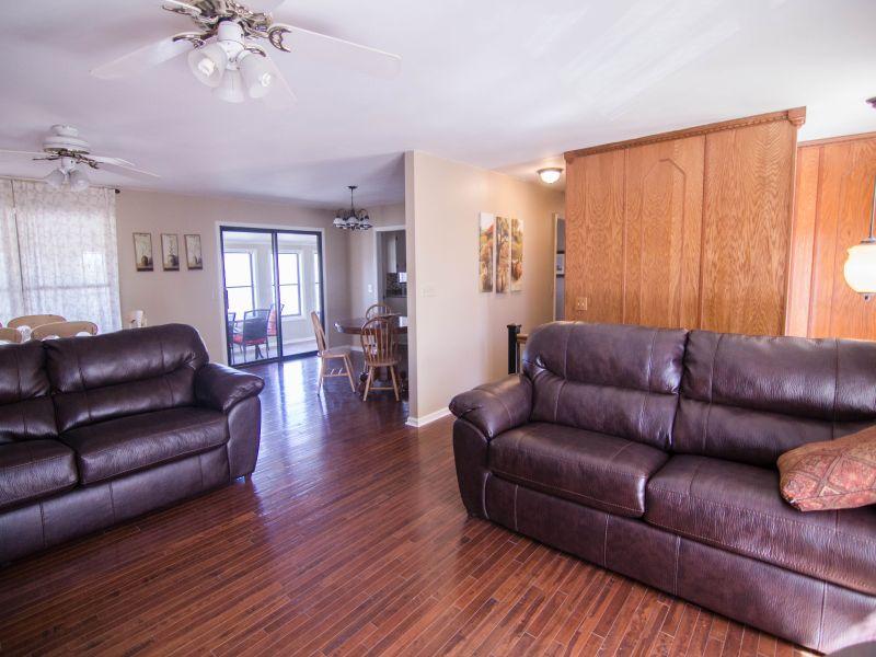 Mountain Drive Living Area